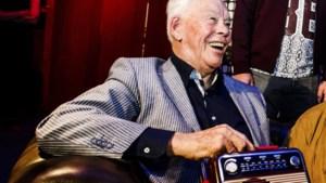 Radio- en televisiepresentator Herman Stok (93) overleden