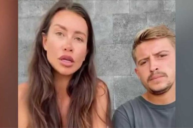 Lil' Kleine en Jaimie in videostatement: er was geen fysiek geweld
