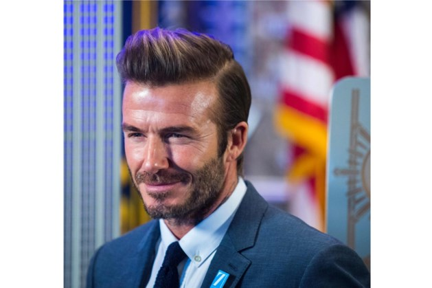 Voetbalicoon David Beckham stapt na cannabis en games ook in auto's