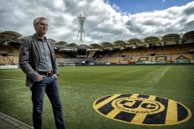 Commissaris Trost keert terug op het trainingsveld bij Roda JC