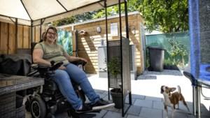 Moeder Anouck (30) uit Kerkrade verliest door zeldzame ziekte veel functies maar laat haar leven niet vergallen