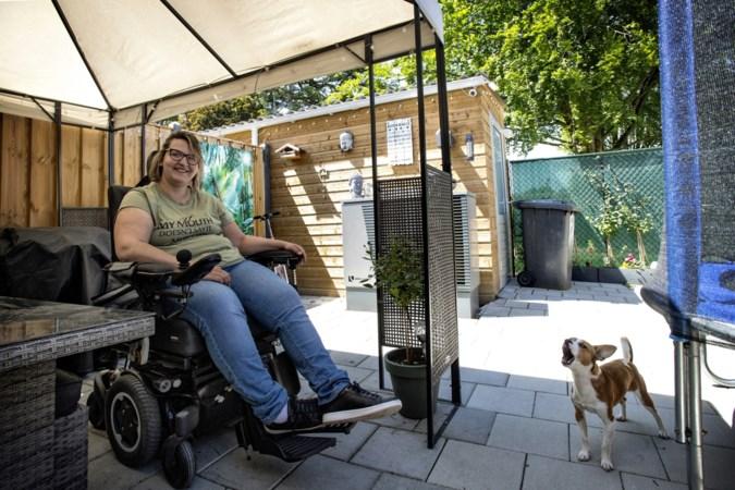 Moeder Anouck (30) uit Kerkrade verliest door zeldzame ziekte veel functies, maar laat haar leven niet vergallen: 'Ik waardeer de kleine dingen'