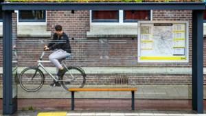 Sittard-Geleen krijgt 'futuristische' bushokjes: zitbankjes van bamboe, groene daken, zonnepanelen en hartapparatuur