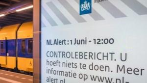 Testbericht NL-Alert op maandag 7 juni