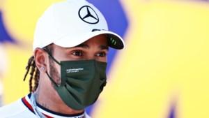 Hamilton kruipt in rol van underdog en noemt Baku een typisch Red Bull-circuit, maar hij heeft het mis