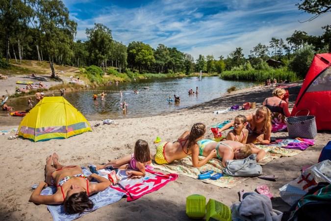 Overlast door jeugd op privéterrein Europarcs Brunssum: 'Strandje Zeekoelen alleen bedoeld voor gasten'