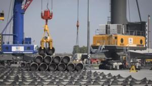 Rusland denkt dat omstreden gaspijpleiding Nord Stream 2 eind dit jaar af is