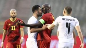 België kan niet winnen van Grieken van bondscoach Van 't Schip