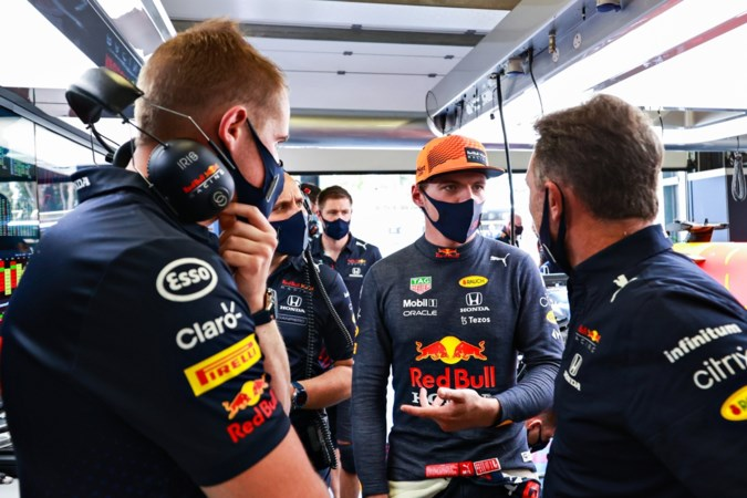 Blijdschap bij Red Bull, Mercedes in geen velden of wegen te bekennen: 'Geen snelheid in de auto'