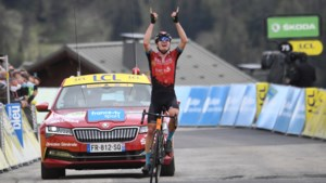 Padun etappewinnaar in Dauphiné, Porte is de nieuwe leider