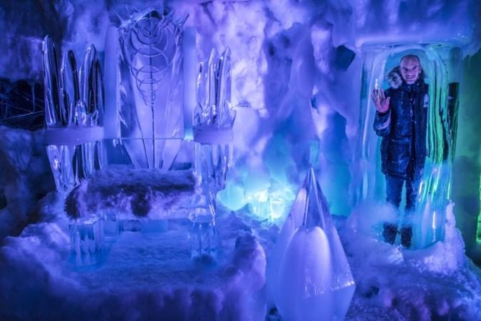 Het IJsmuseum in Schimmert: de zomerattractie van 13 graden onder nul