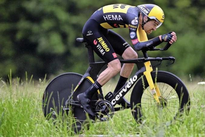Tom Dumoulin: 'Mooi om te racen, maar op dat moment beleef ik er geen lol aan'