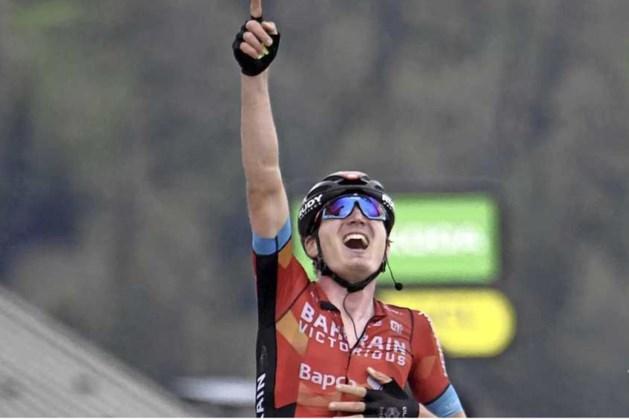 Ritzege Mark Padun; eindwinst Richie Porte en Wilco Kelderman vierde in Dauphiné