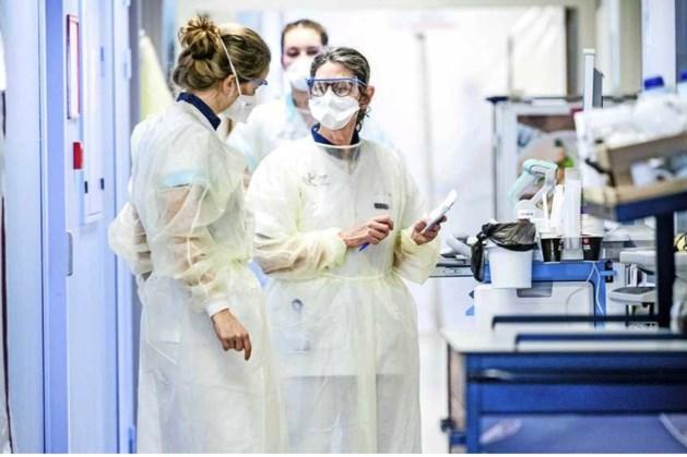 Aantal coronapatiënten in ziekenhuizen blijft verder dalen