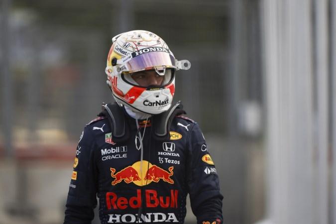 GP Baku was cocktail van emoties voor Max Verstappen
