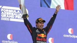 Winnaar Sergio Pérez onthult: ook bijna uitgevallen in knotsgekke Formule 1-race in Baku