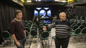 Met hun eigen 'keske' gaat regionale omroep TV Ellef uit Linne Netflix en Videoland achterna