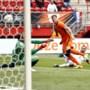 Winnend Oranje scoort beter op televisie dan uitvallende Max Verstappen