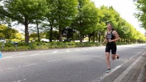 Waar is de fiets van de Maastrichtse triatlete Kingma gebleven?