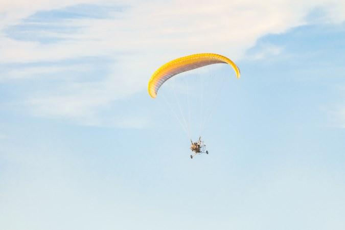 Boete voor opstijgen met vliegende driewieler vanuit weiland