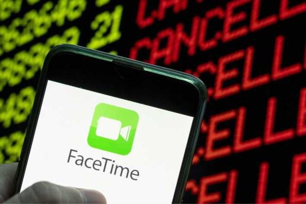 Apple zet met FaceTime aanval in op videodienst Zoom