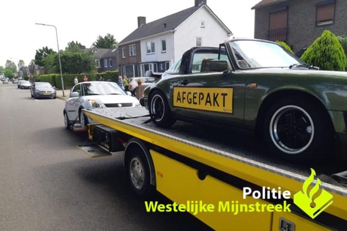 Vier hennepkwekerijen ontruimd in Sittard-Geleen, drie auto's in beslag genomen