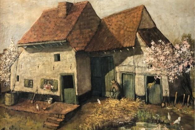 Expositie van Geleense schilders bij heemkundevereniging