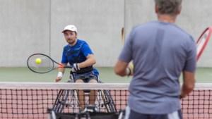 Rolstoeltennisser Sam Schröder verliest finale op Roland Garros
