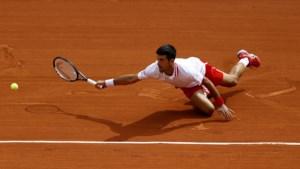 Djokovic komt in Parijs met de schrik vrij tegen tiener Musetti