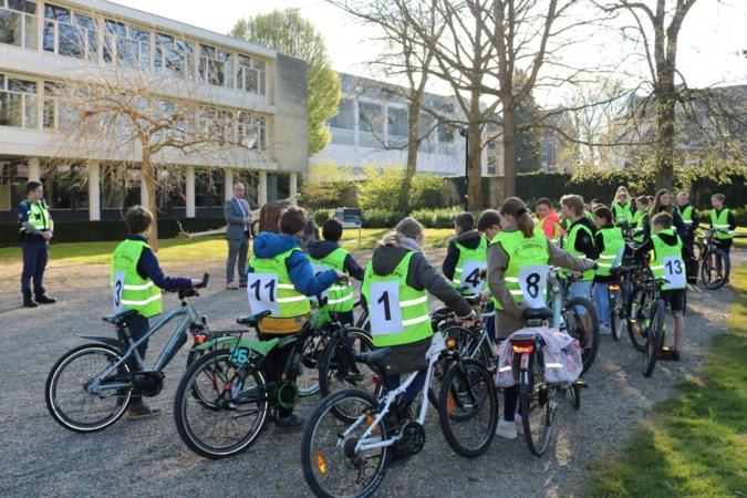 Meer aandacht voor verkeersveiligheid op scholen in het Heuvelland