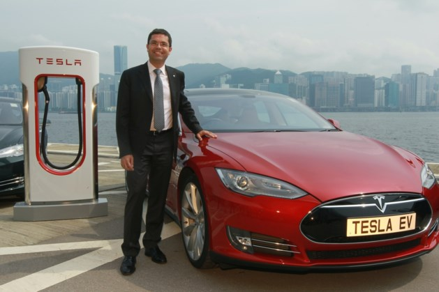 Rechterhand topman Elon Musk vertrekt bij autofabrikant Tesla