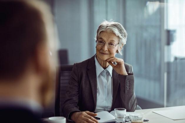 Onderzoek: 'Mensen werken langer door na verhoging AOW-leeftijd'