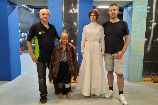 Thei Pouwels uit America verborg Duitse oorlogsverzameling om zijn verlamde schoonmoeder niet nog meer schrik aan te jagen