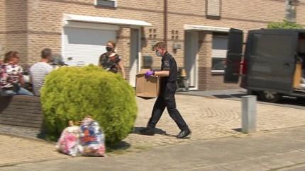 Sporenonderzoek in woning Heerlen na overlijden baby