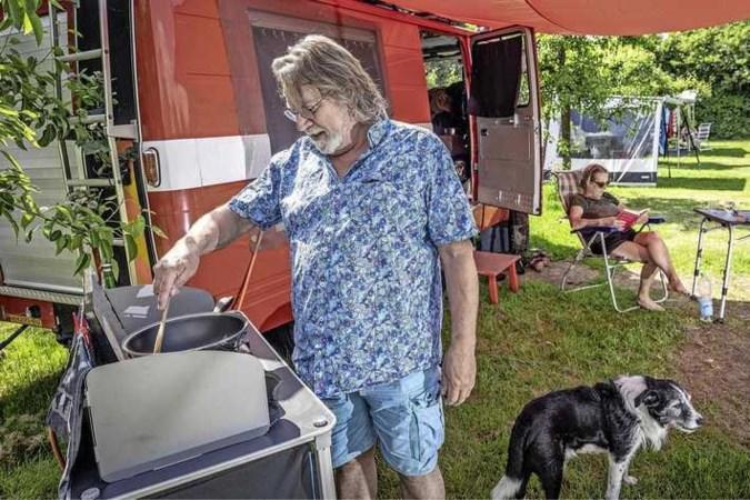 Uitzicht op 'gele reisjes' maar Hollandse camping lonkt: 'Italië nog te veel gedoe'