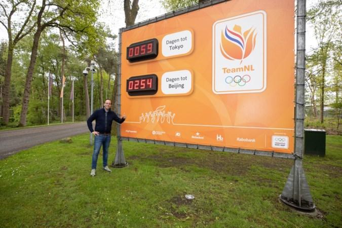 Naast camera's, lenzen en accu's, zonnebrandcrème, zomerse kleding en stevige schoenen in koffer Olympisch debutant George Deswijzen