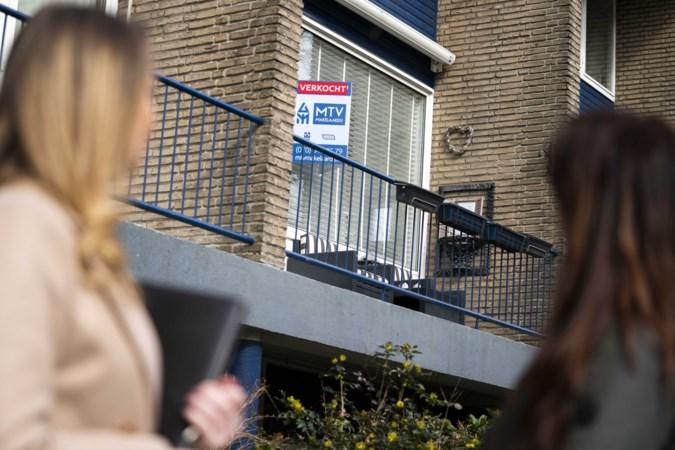 'Gekte op de woningmarkt ook in Limburg toegeslagen'