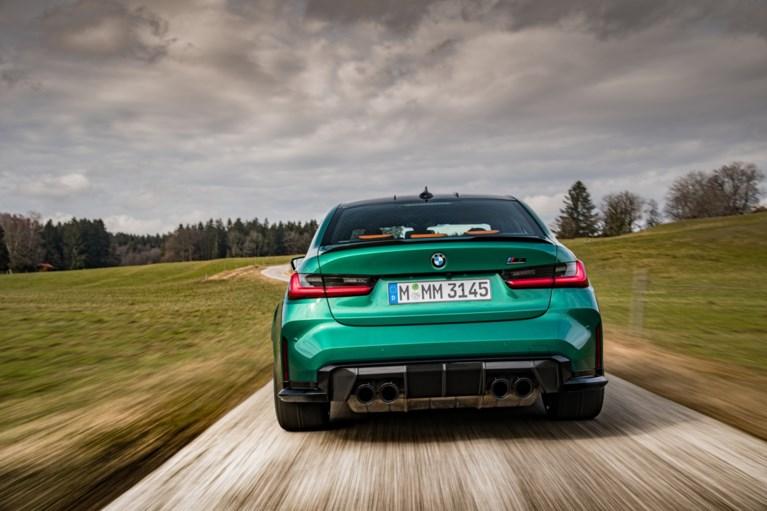 BMW M3 laatste 'klassieke' sportieve sedan?