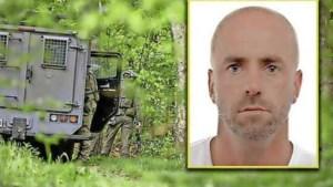 Zoektocht naar voortvluchtige Belgische militair hervat