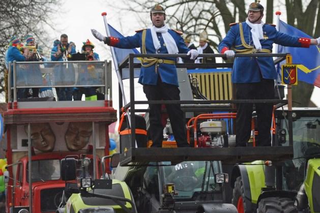 Plaggenhouwers roepen nieuwe prins van Grubbenvorst in november al uit