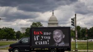 'Amerikaanse miljardairs zoals Elon Musk en Jeff Bezos betaalden amper tot geen belasting'