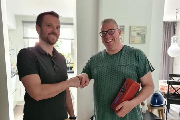Benjamin Maas opvolger van Geert Meerts als nieuwe voorzitter HandbaL Venlo