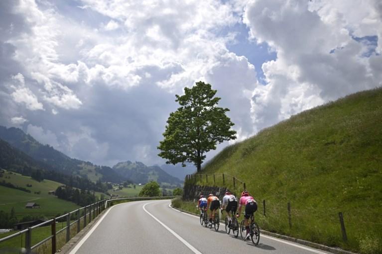 Geen hattrick voor Mathieu van der Poel in Zwitserland
