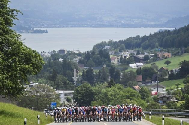 Wielerploeg Intermarché uit Ronde van Zwitserland na coronageval