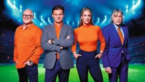 René van der Gijp vanaf vrijdag op tv in <I>De Oranjezomer</I>: 'Niet de indruk dat Frank de Boer lekker in zijn vel zit'