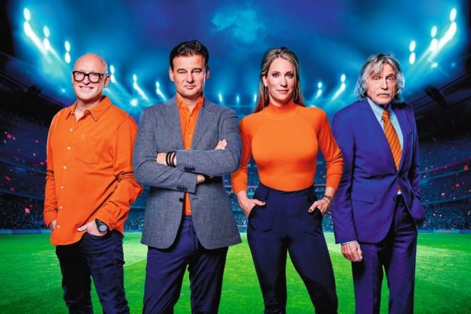 René van der Gijp vanaf vrijdag op tv in De Oranjezomer: 'Niet de indruk dat Frank de Boer lekker in zijn vel zit'