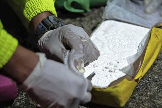 Europa onderschept recordhoeveelheid cocaïne