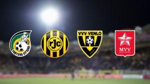 Fortuna begint tegen Twente, pittige start voor Roda en VVV