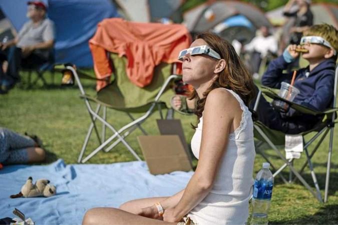 Dreigt er stroomtekort tijdens zonsverduistering?