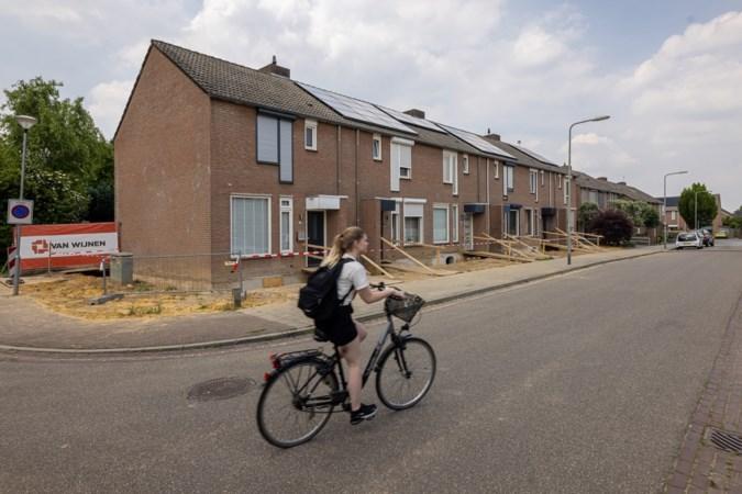 Unieke oplossing voor verzakkend huizenblok in Amstenrade: 'boekensteun' van half miljoen